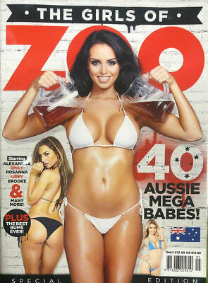 THE GIRLS OF ZOO 2019 SPECIAL EDITION: 40 Aussie Mega Babes