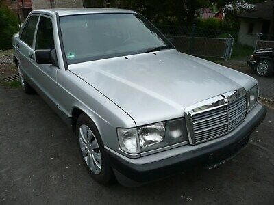 Mercedes-Benz 190 E 1.8 Sportline:5-Gang,Zv,Abs,Met.,Airbag,Color,Rc,Euro2,Ahk
