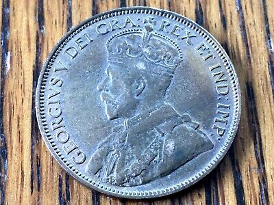 1915 One Cent Canada George V: Mint State 65+ (JVEC:79)