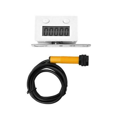 Digital Punch Electronic Counter Magnetic Inductive Proximity Switch Magnet BR