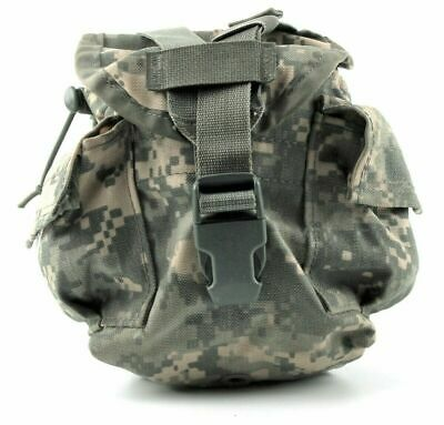USGI MOLLE II 1 QT Canteen / General Purpose Pouch UCP (Digital) ACU
