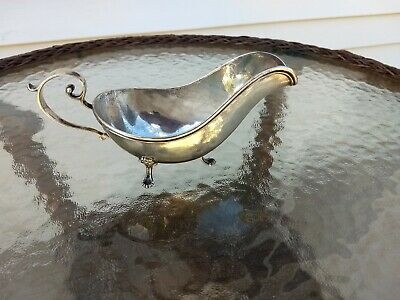 TOWLE # 5774 Sterling Silver Footed Sauce gravy Boat