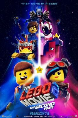 The LEGO Movie 2: The Second Part Redeem Code