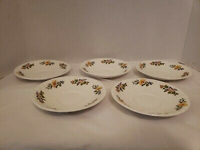 Aynsley English China Cottage Garden replacement Saucer individual