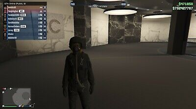 GTA 5 MODDED account Xbox One
