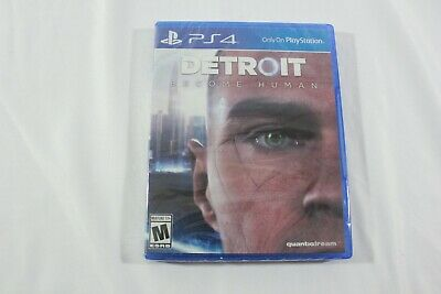 Detroit: Become Human PS4 [Brand New]