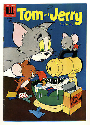 Tom and Jerry #135 (Dell) FN6.0
