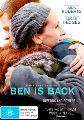 NEW Ben is Back DVD Free Shipping