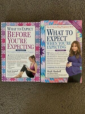 What to Expect When You're Expecting & What To Expect Before you're Expecting