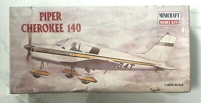 MINICRAFT PIPER CHEROKEE Airplane Model Kit (1/48 Scale