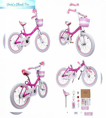 a7117211a8d6 ROYALBABY JENNY & Bunny Girl's Bike, 12-14-16-18 inch Wheels ...