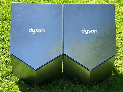 2 x Dyson Airblade V Hand Dryer - HU02 Nickel - EXCELLENT CONDITION