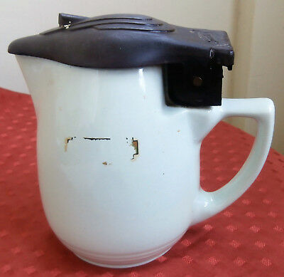 Vintage Electric Jug~Small Jug~Light Blue~Speedie Brand~Salesmans Sample Jug ???