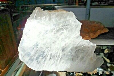 Selenite Plate#3-Crystals-Charging-New Age-Reiki