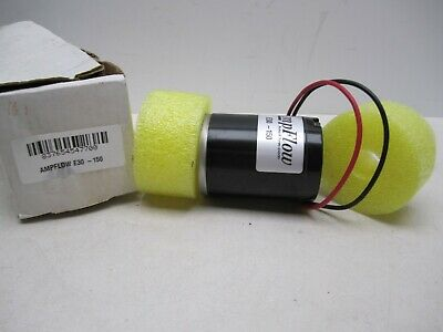 NEW AmpFlow E30-150 Brushed Electric Motor, 12 24,36 VDC, 16MM ELMO PROJECTOR