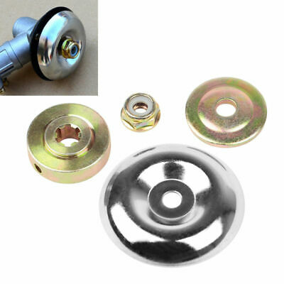 Gearbox Protective Cover Metal M10 Fixing Kit Strimmer Brush cutter Replacement