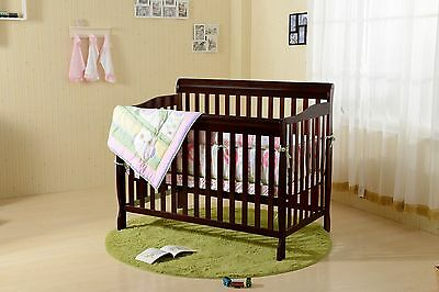 Carson 4 in 1 Convertible Crib-Java color-N.I.B