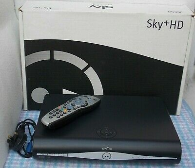 Sky Hd + Box Drx890 -C With Controller - Hdmi -Power Leads