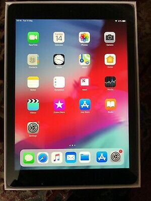 APPLE IPAD AIR (1st Gen) 32GB wifi working boxed with accessories