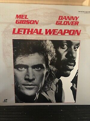 Lethal Weapon / Widescreen  Laserdisc