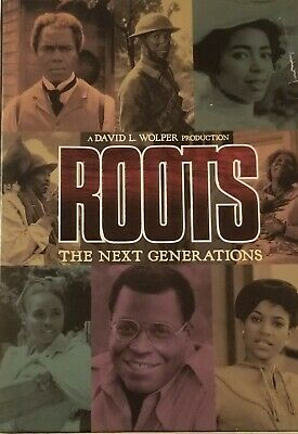 Roots: The Next Generations (DVD,  4-Disc Set) dreams from my real father (FREE)