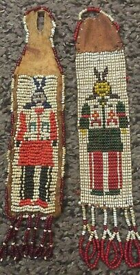 Antique Native  American Tribal Beaded ?