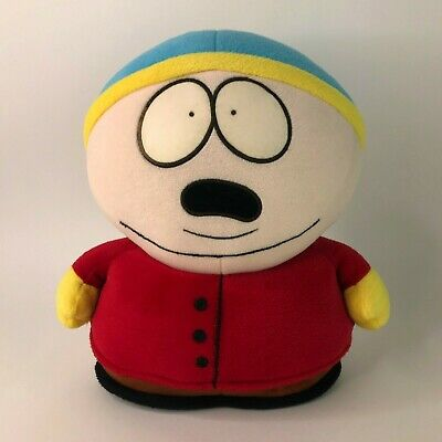 Comedy Central South Park XL Cartman Soft Plush Toy Vintage 90s Great Condition