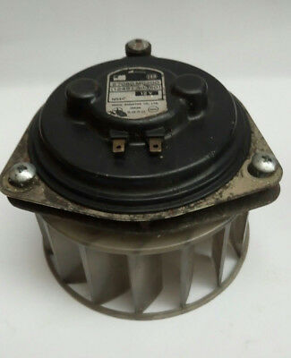 VINTAGE NIHON RADIATOR Co. Ltd.  12V CAR  FAN HEATER 27080 M0200 JAPAN