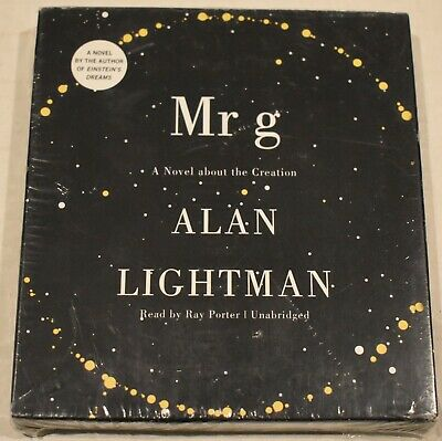 Mr. G: A Novel about the Creation, Alan Lightman (2012 CD Unabridged) Audio Book