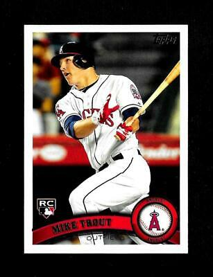 """2011 Topps Update #Us175 """"Mike Trout"""" R/C """"Ready For Grading"""" (Mint)!!!"""
