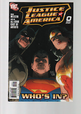 Justice League of America #0  High Grade See Scan