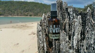 Cabin Fever Hillbilly (beard oil 50ml) pump bottle