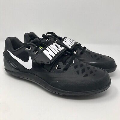 first look presenting the best NIKE ZOOM ROTATIONAL 6 Shot Put Discus Track Shoes Black ...