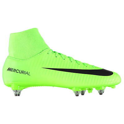 Nike Mercurial Victory Dynamic Fit Sg Football Bottes Hommes UK 6 Eur 40 Ref