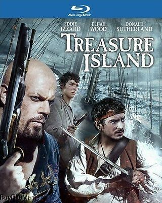 Treasure Island (Blu-ray Disc, 2012)