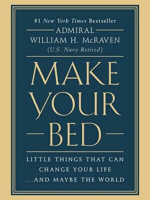 Make Your Bed: Little Things That Can Change Your Life (ebooks)