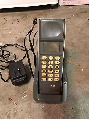 Old Nec Portable Phone