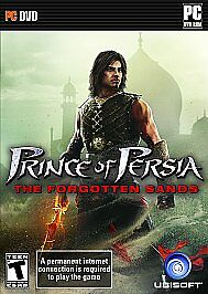 Prince of Persia: The Forgotten Sands (PC, 2010) - NEW