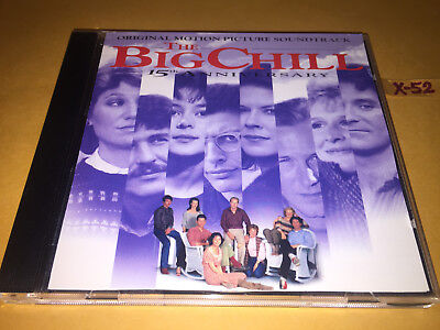 THE BIG CHILL soundtrack CD marvin gaye RASCALS smokey robinson PROCOL HARUM ost