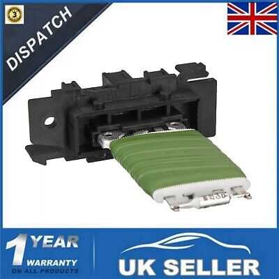 HEATER BLOWER RESISTOR FOR CITROEN DISPATCH 2007-2015 6450.XR