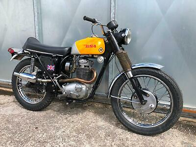 Bsa 441 Victor Classic Trail Trial Pre 65 £4995 Offers Px Bantam Tiger Cub