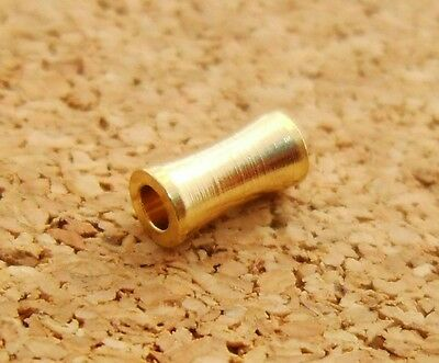 317A 2x Brass Tubes Ø4,D4.75,L10mm use fitting Boat Prop./& Shaft for RC boat