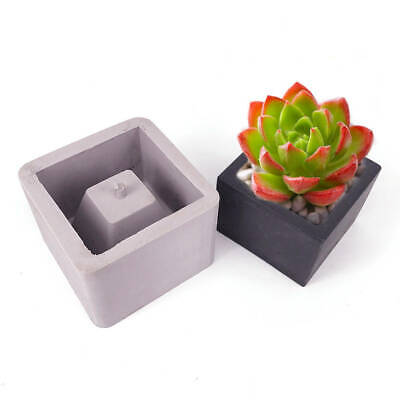 Creative New Ceramic Clay Pots Mold Planter Silikon Mold Blumentopf Molds