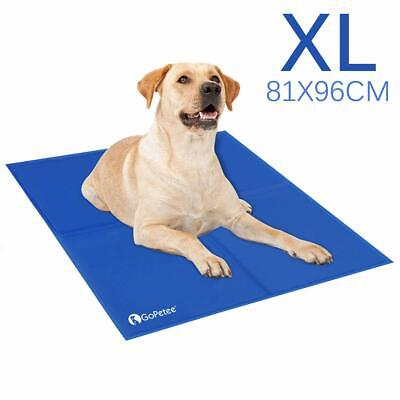 Dog Cooling Mat Self-Cooling Pad Non-toxic Gel Summer Sleeping Puppy Bed Comfort