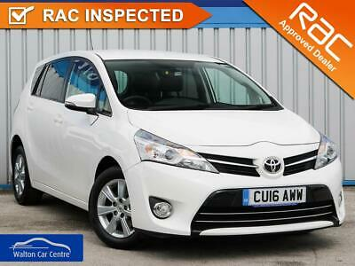 Toyota Verso 1.6 D-4D Icon 2016 (16) • from £60.91 pw