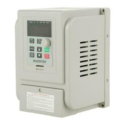 AC 220V 1.5KW Variable Frequency Drive VFD  Speed Controller for 3-phase Motor