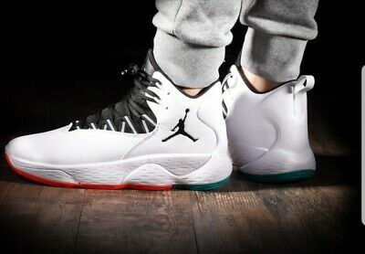 NIKE AIR JORDAN SUPER.FLY MVP WHITE TURBO GREEN price
