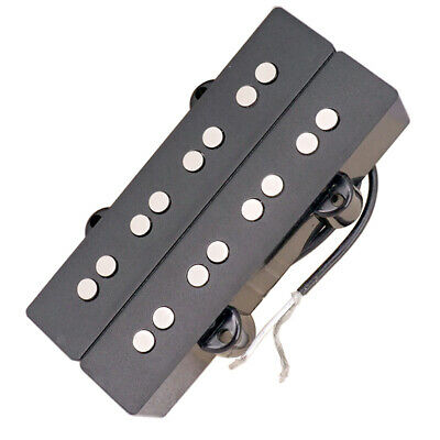 2 stk. Dual Coil Humbucker Pickup Set für 4 String Bass