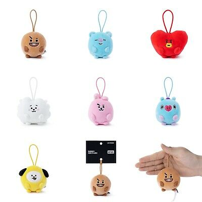 BTS BT21 Official Pong Pong Mini Standing Plush Doll (6cm) Authentic Merch