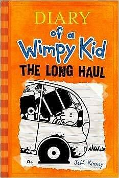 Diary of a Wimpy Kid: The Long Haul by Kinney, Jeff